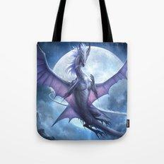 White Dragon v2 Tote Bag