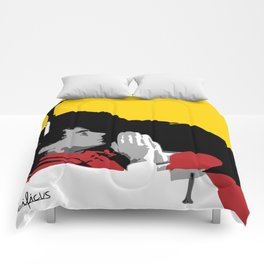 Against All Odds - Ayrton Senna Comforters