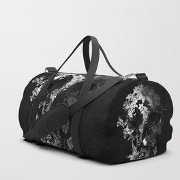 Spring Skull Monochrome Sporttaschen