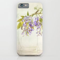 Still life with wisteria Slim Case iPhone 6s