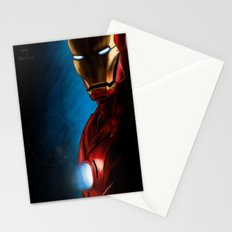 The Iron Man Stationery Cards