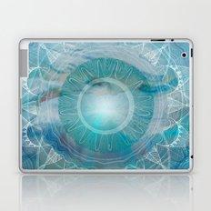 Vishuddha: Throat Chakra Laptop & iPad Skin