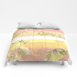 Sunrise Lovers Comforters