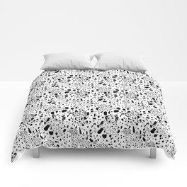Dalmatian Daze Comforters