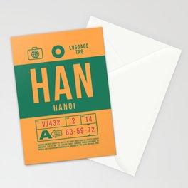 Baggage Tag B - HAN Hanoi Noi Bai Vietnam Stationery Cards