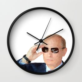 Mr. Putin Wall Clock
