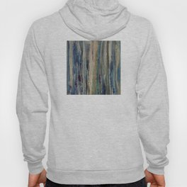 Abstract Forest at Sunset Hoody