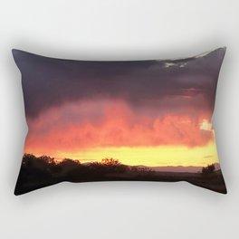 Santa Fe Sky Rectangular Pillow