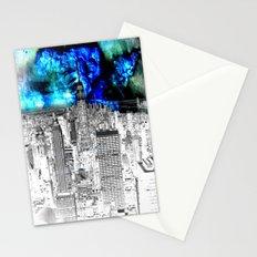 New York Nebula  Stationery Cards