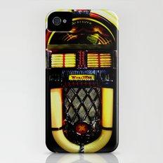 Wurlitzer Jukebox  iPhone (4, 4s) Slim Case