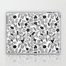 Leaves Pattern Laptop & iPad Skin