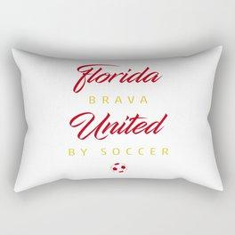 Florida Brava Rectangular Pillow