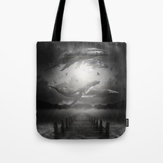 The Space Between Dreams & Reality II Tote Bag