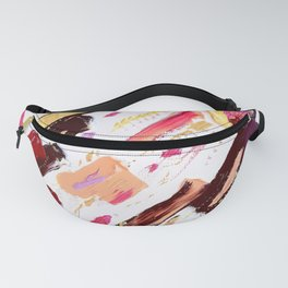 """""""Candy Store"""" Painting Fanny Pack"""