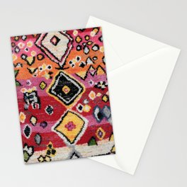 Traditional Moroccan Berber Style,2 Stationery Cards