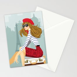 Paris Memories Stationery Cards