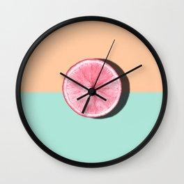 Citrus #01 Wall Clock