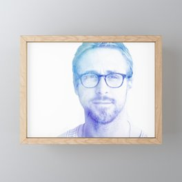 Gosling Framed Mini Art Print