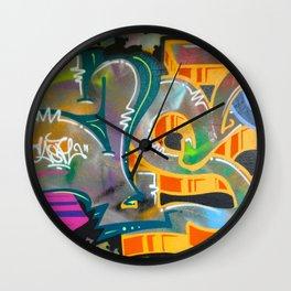 Street Sensor Wall Clock