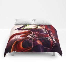 Dragon Age Inquisition - Cleo the human rogue Comforters