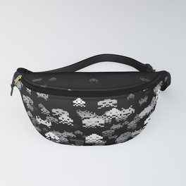 Invaded BLACK Fanny Pack