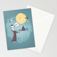 Goodbye Werewolf Stationery Cards