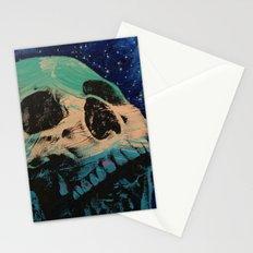 Zombie Stars Stationery Cards