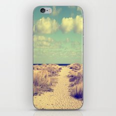 Beach whisper Impression iPhone & iPod Skin