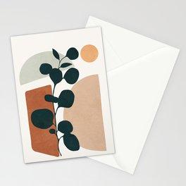 Soft Shapes V Stationery Cards