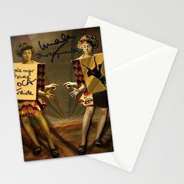 """Mala mujer"" Stationery Cards"
