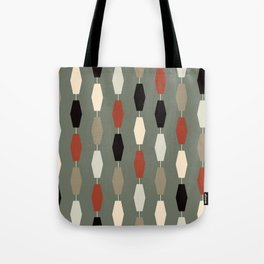 Colima - Gray Tote Bag