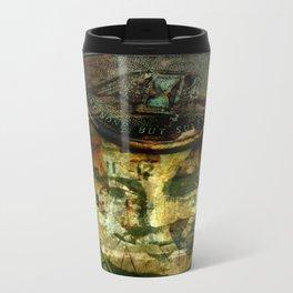 Gnomon  Metal Travel Mug