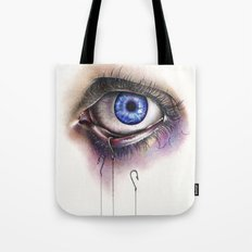 You Caught My Eye Tote Bag