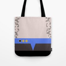 Jadzia Dax - Minimalist Star Trek DS9 Deep Space Nine - startrek - Trektangle - Trektangles Tote Bag