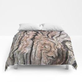 Dead Tree Trunk Texture v1 Comforters