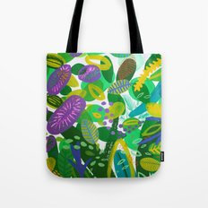 Between the branches. III Tote Bag