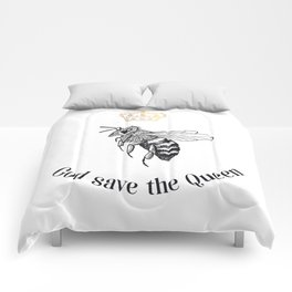 God save the Queen Comforters
