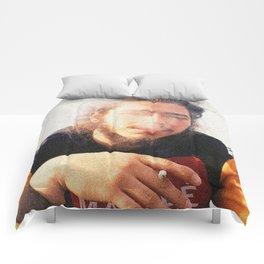 Smoky Posty Comforters