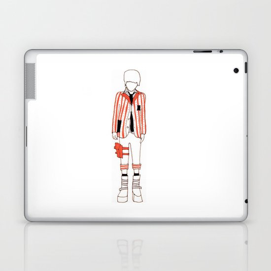 Ryou Laptop & iPad Skin