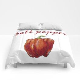 bell pepper Comforters