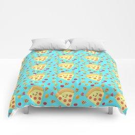 Pizza Feels Comforters