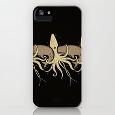 THE WHALE AND THE SQUID iPhone (5, 5s) Slim Case