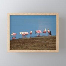 Reluctant Chaperone Framed Mini Art Print