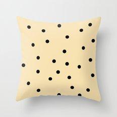 Chocolate Chip Throw Pillow