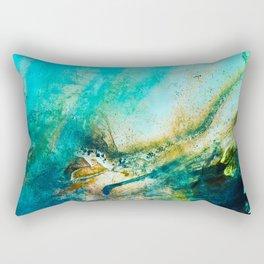 STORMY TEAL AP II Rectangular Pillow