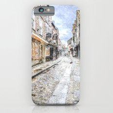 The Shambles York Snow Art iPhone 6s Slim Case