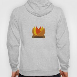 Camping Series: fire Hoody