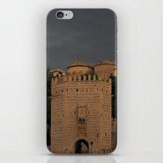 Toledo before the storm iPhone & iPod Skin
