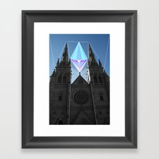 St Mary's Framed Art Print