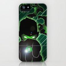 Green Lantern iPhone (5, 5s) Slim Case